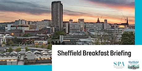 Sheffield Breakfast Briefing tickets