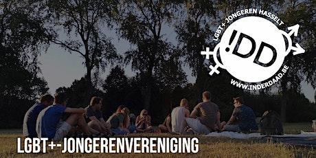 Upper @ Inderdaad! - LGBT+-jongerenvereniging in Hasselt. tickets