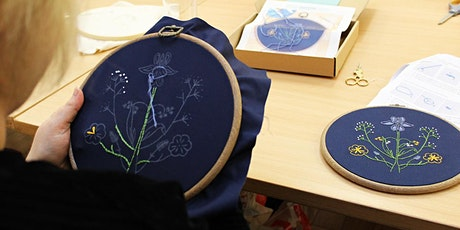 Introduction to Embroidery Art tickets