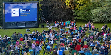 The Greatest Showman Singalong (PG) at Coombe Abbey Country park tickets