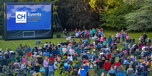 The Greatest Showman Singalong (PG) at Coombe Abbey Country park