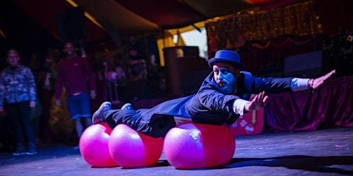 Zion Circus Cabaret - April
