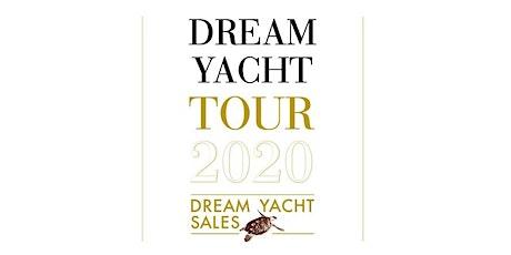 Dream Yacht Tour 2020 - Bruxelles billets