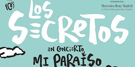 Los Secretos en  Fuengirola entradas
