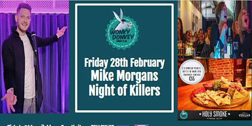 Mike Morgan hosts: A Night of Killers