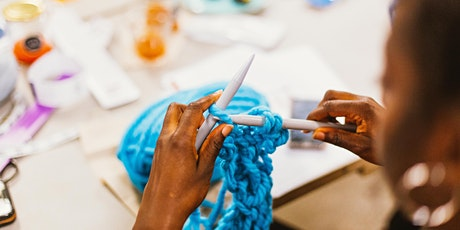Black Girl Knit Club Residency: A Collaborative Response tickets