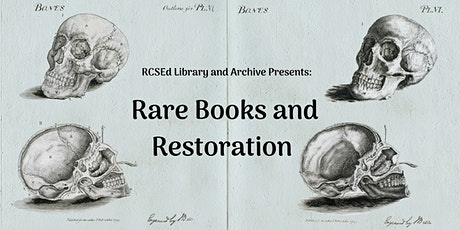 Rare Books and Restoration tickets
