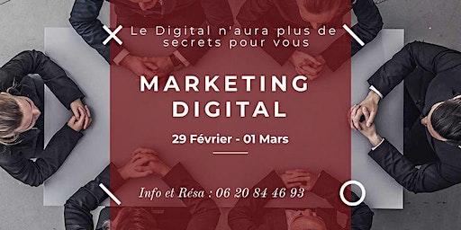 Formation Pro en Marketing Digital