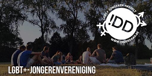 Inderdaad weekend 2020 - LGBT+-jongerenvereniging in Hasselt.