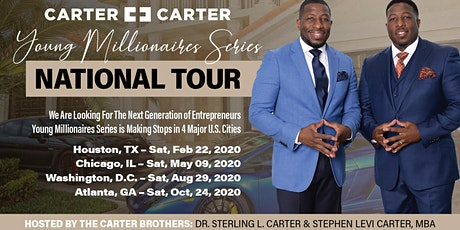 The Young Millionaires Series, Washington, DC tickets