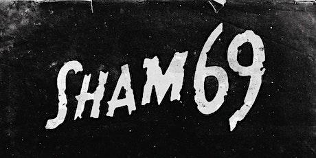 Sham 69 tickets