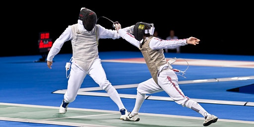 March 2020 Senior School Challenge Cup Metal Fencing Tournament 12-17yrs