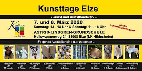 Kunsttage Elze 2020 – Kunst und Kunsthandwerk Tickets