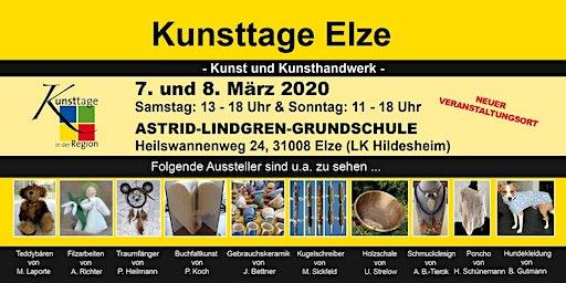 Kunsttage Elze 2020 – Kunst und Kunsthandwerk