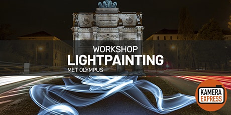 Workshop Lightpainting tickets