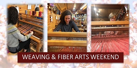 Weaving & Fiber Arts Weekend tickets