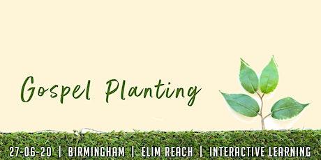 Gospel Planting - Church Planting Day tickets
