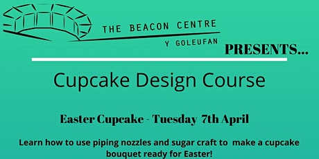 Easter Cupcake Course tickets