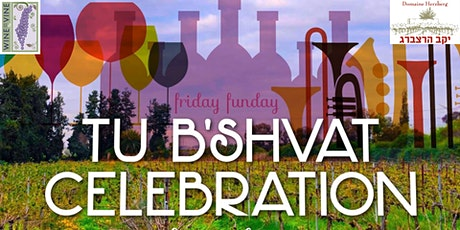 Tu B'Shvat Celebration at Domaine Herzberg Winery tickets