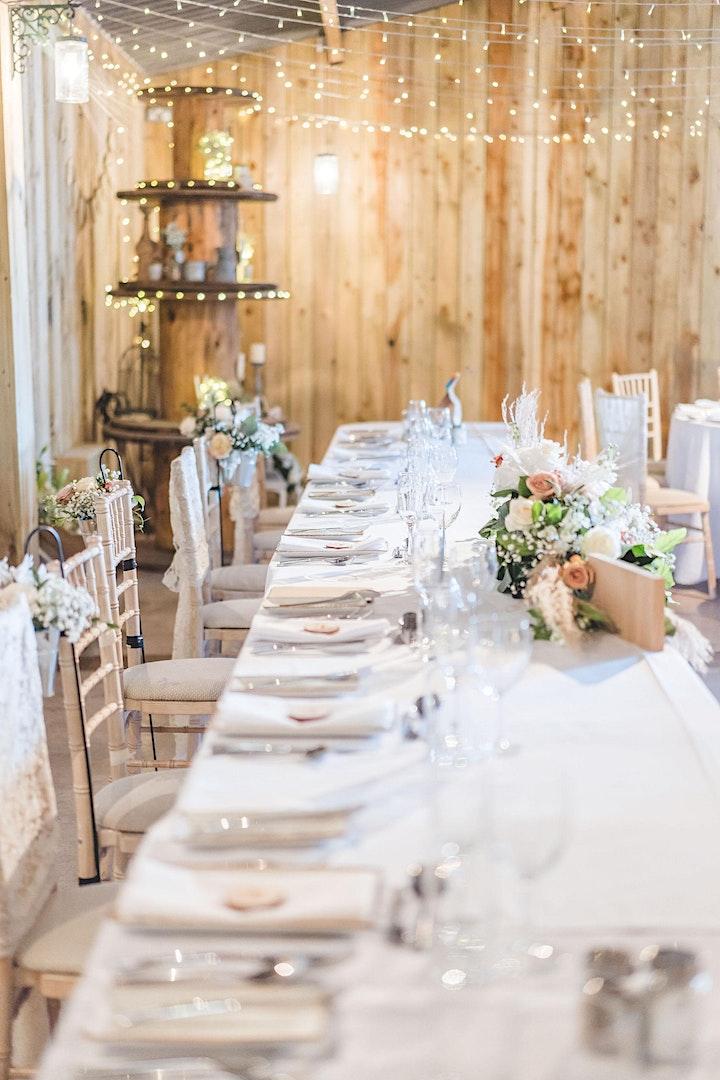 Alcumlow Wedding Barn Open Weekend image