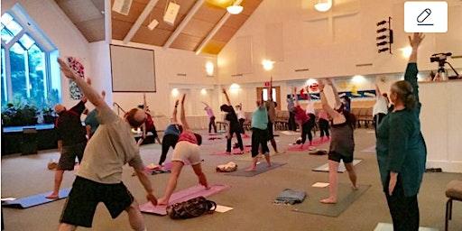 Weekly Spiritual Gathering: Integral Hatha Yoga