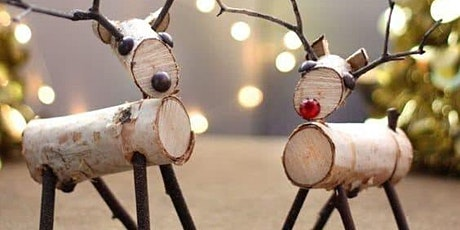 Christmas reindeer workshop tickets