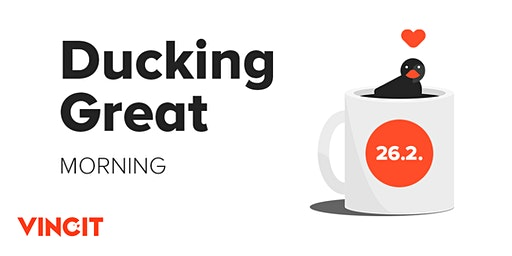 Ducking Great Morning -  why you shouldn't buy AI