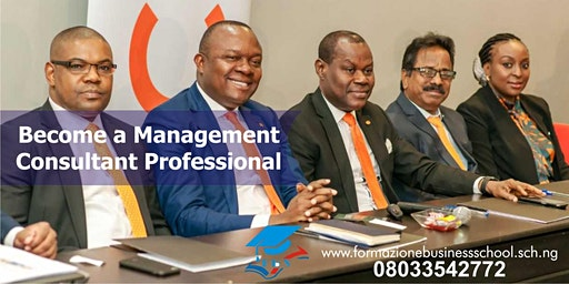 BECOME A CERTIFIED MANAGEMENT CONSULTANT