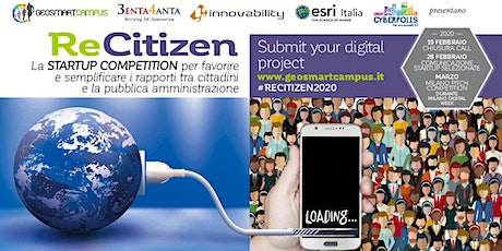 ReCitizen, Startup Competition - La Finale biglietti
