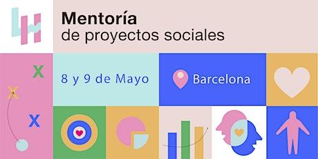 Bootcamp - Mentoría Proyectos Sociales entradas