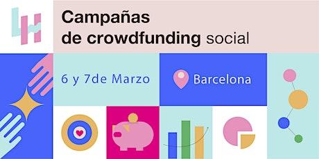Bootcamp- Crowdfunding de Proyectos Sociales entradas