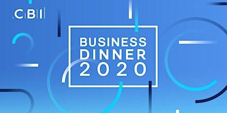 CBI Business Dinner - West Midlands tickets