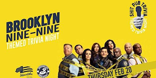Brooklyn Nine-Nine Trivia at Silverlake