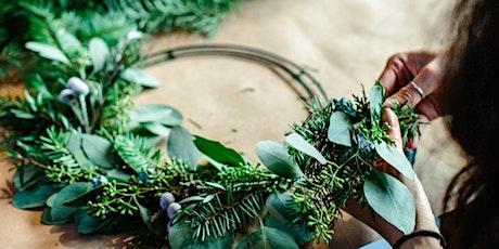 Spring Wreath Making Workshop - Saturday 6 June tickets