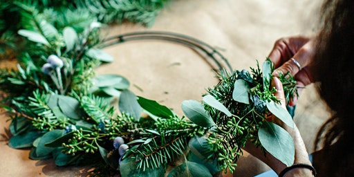 Spring Wreath Making Workshop - Saturday 6 June