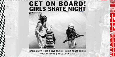 Girls Skate Night tickets