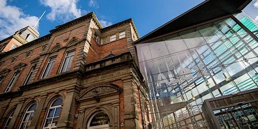 UWTSD Swansea College of Art Open Day 27th June 2020