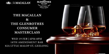 An evening with The Macallan and The Glenrothes ft Andy Buntine tickets