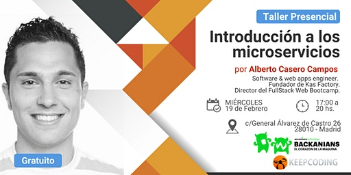 Taller presencial: Introducción a la arquitectura de microservicios - Accenture&KeepCoding