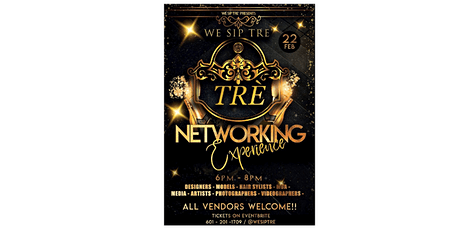 WE SIP TRÈ (NETWORKING EXPERIENCE) tickets