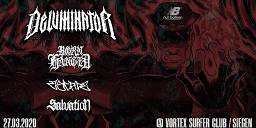 Deluminator + BornHanged + Escape + Salvation