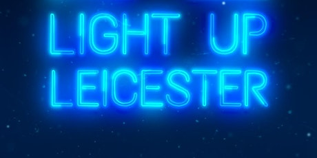 Connected Cafe: Light Up Leicester #2 tickets