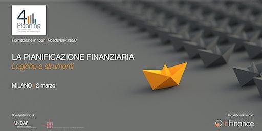 Workshop | La Pianificazione Finanziaria - Roadshow 4Planning 2020