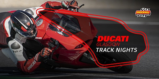 2020 Ducati Glasgow Track Nights at Knockhill Racing Circuit
