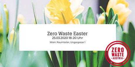 Zero Waste Easter Workshop Tickets