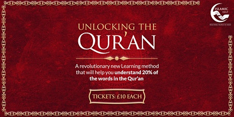 Unlocking The Qur'an - Full Day Course tickets