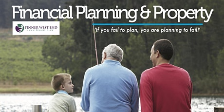 Financial Planning & Property Investments tickets