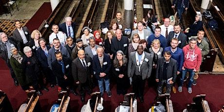 Tower Hamlets Inter Faith Forum Meeting: Unemployment tickets