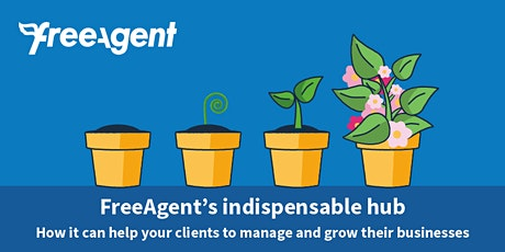 FreeAgent's indispensable hub - Tunbridge Wells tickets