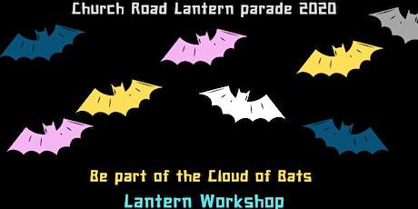 Lantern Parade Workshop 2020 - Cloud of Bats tickets